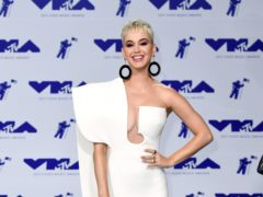 Katy Perry has opened up on her mental health struggles (PA)