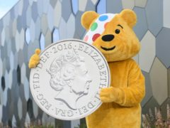 BBC Children in Need has said it will match the £10m pledged by grime star Stormzy to fight racial inequality in the UK (Tom Martin/Treasury/PA)