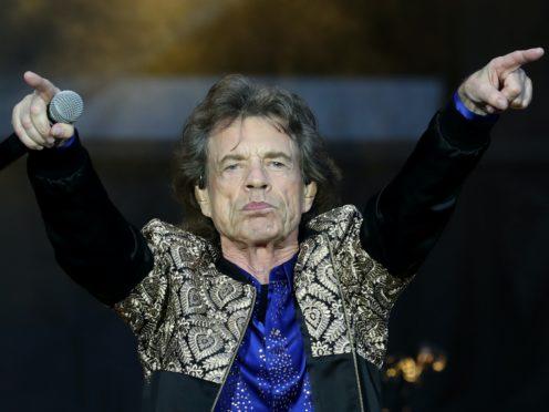Sir Mick Jagger (Jane Barlow/PA)