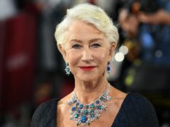 Dame Helen Mirren is among the stars who have donated items to the charity auction (Scott Garfitt/PA)