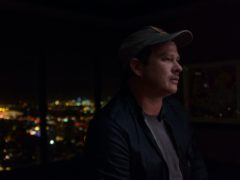 Tom DeLonge is in Undentified (Andrew Cagle)