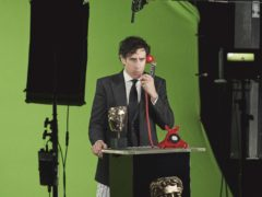 Stephen Mangan in a pre-recorded sketch for the British Academy Television Craft Awards (British Academy Television Craft Awards/PA)