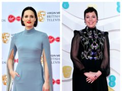Phoebe Waller-Bridge and Olivia Colman (PA)