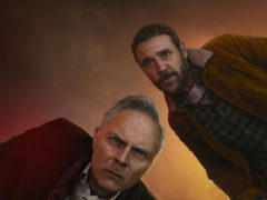 Mark Bonnar and Jamie Sives in Guilt (Expectation/Happy Tramp North/ Mark Mainz)