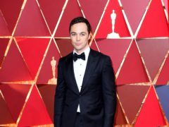 Jim Parsons became a global star as Sheldon Cooper in The Big Bang Theory (Ian West/PA)