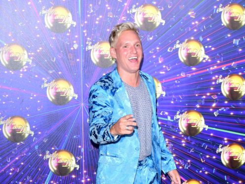 Jamie Laing has congratulated Strictly Come Dancing on its Bafta TV win (Ian West/PA)