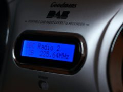 The daily peak time for listener numbers moved, possibly due to less commuting (Chris Radburn/PA)