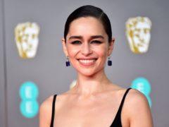 Emilia Clarke (Matt Crosick/PA)