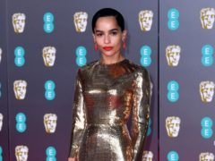 Zoe Kravitz shared a thank you message with fans after it was reported her TV adaptation of High Fidelity had been cancelled after one season (Matt Crossick/PA)