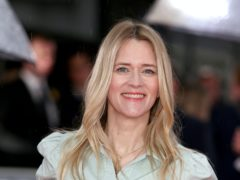 Edith Bowman attending the UK Premiere of Radioactive at Curzon Mayfair, London (Lauren Hurley/PA)