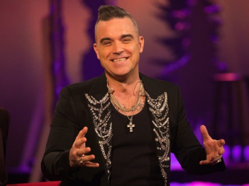 Robbie Williams (David Parry/PA)