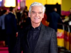 Phillip Schofield (Ian West/PA)