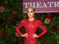 Cush Jumbo attending the 65th Evening Standard Theatre Awards at held at the London Coliseum, London.
