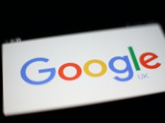Google has pledged to operate completely on carbon-free energy by 2030 (Yui Mok/PA)