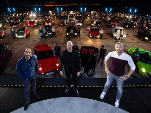 Top Gear (Jeff Spicer/BBC Studios)