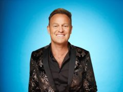 Jason Donovan on Dancing On Ice (ITV/PA)