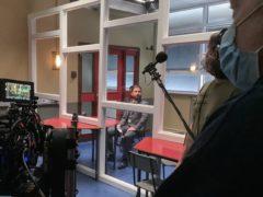 Martin Compston in Line Of Duty (Jed Mercurio)