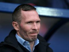 Michael Appleton was happy with Lincoln's resilience at Crewe (Steve Paston/PA)
