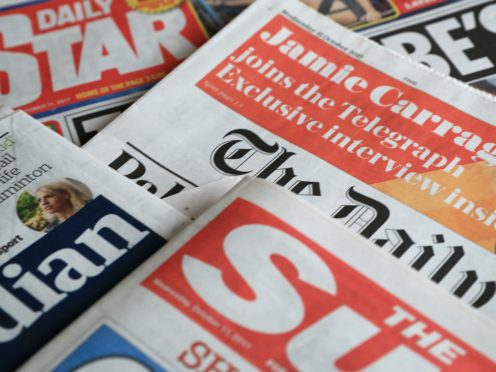 What the papers say – October 28