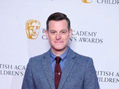 Former One Show host Matt Baker (Ian West/PA)