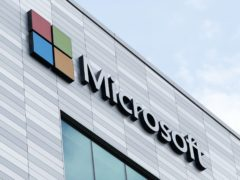 Microsoft posted revenue of 37.2 billion dollars in the July-September period (PA)