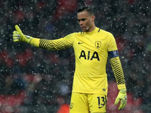 Michel Vorm has retired aged 37 (Nick Potts/PA)