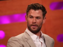 Chris Hemsworth said he is 'damn fired up' after it was announced he will star in a Mad Max prequel film (Isabel Infantes/PA)