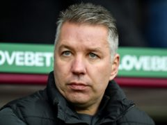Darren Ferguson was frustrated his side could not kill the game off (Anthony Devlin/PA)