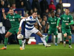 Dominic Ball was the match-winner for QPR (Bradley Collyer/PA)