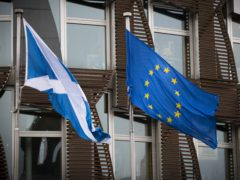 Richard Lochhead updated the Scottish Parliament on Thursday about how Brexit is likely to affect further and higher education (Jane Barlow/PA)