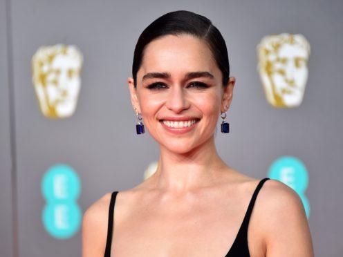 Daredevil Emilia Clarke celebrated her 34th birthday by going skydiving (Matt Crossick/PA)