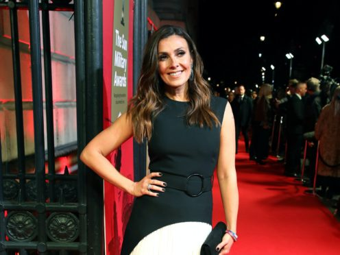 Kym Marsh (David Parry/PA)