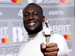 Stormzy's new video appears in the game Watch Dogs: Legion (Ian West/PA)