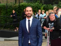 Joe Wicks (Ian West/PA)