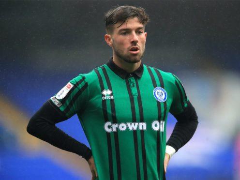 Alex Newby scored for Rochdale (Adam Davy/PA)