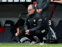 Marcelo Bielsa has told his Leeds players to start taking their chances (Alex Livesey/PA)