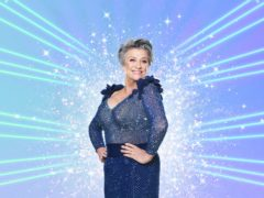 Caroline Quentin hopes to inspire others on Strictly this year (Ray Burmiston/BBC)