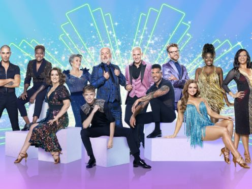 Strictly Come Dancing is set to break new ground when it welcomes its class of 2020 for the first live show of the series (Guy Levy/BBC/PA)