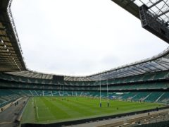 Twickenham was due to host the match (Adam Davy/PA)