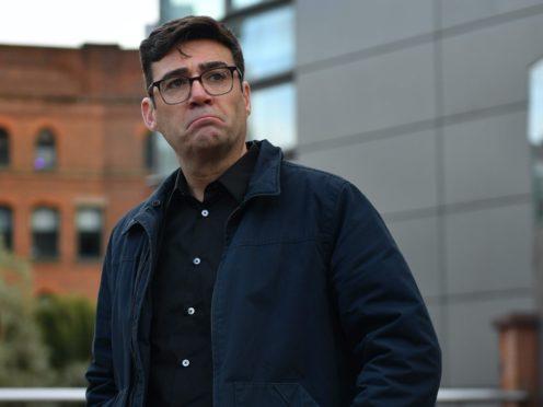 Greater Manchester mayor Andy Burnham (Jacob King/PA)