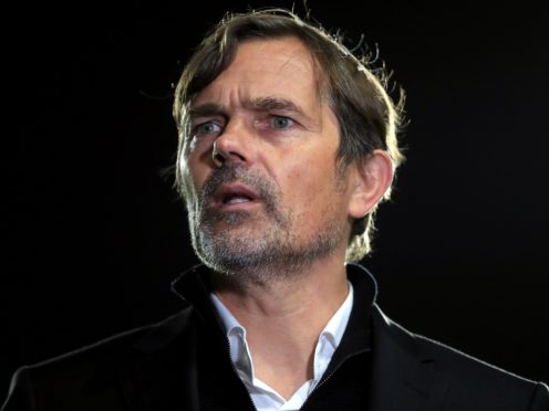 Phillip Cocu believes Derby are improving (Mike Egerton/PA)