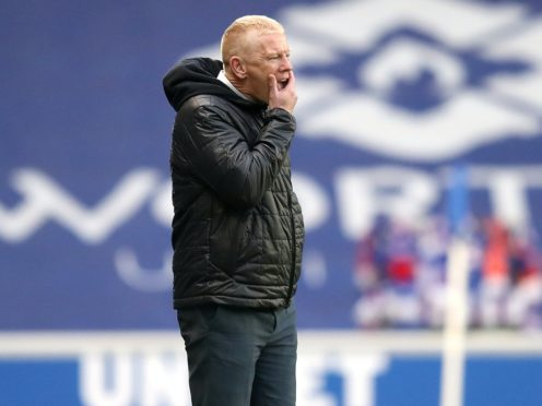 Gary Holt expects a good game against Motherwell (Jane Barlow/PA)