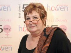 Former Woman's Hour presenter Dame Jenni Murray is among the celebrities taking part (Joel Ryan/PA)