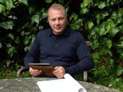 Jed Mercurio (BBC Maestro)
