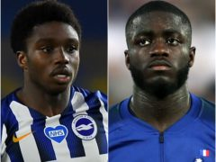 Tariq Lamptey and Dayot Upamecano figure in today's football transfer speculation (Daniel Leal Olivas/NMC Pool/Nick Potts/PA)