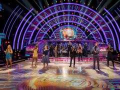 WARNING: Embargoed for publication until 00:00:01 on 17/10/2020 – Programme Name: Strictly Come Dancing – TX: 17/10/2020 – Episode: Launch show (No. n/a) – Picture Shows: Strictly Come Dancing 2020 Celebrity dancers – (C) BBC – Photographer: Guy Levy