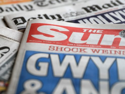 What the papers say – November 11 (PA)