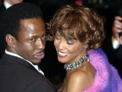 The son of singer Bobby Brown, pictured with his ex-wife Whitney Houston, has been found dead in Los Angeles, police said (William Conran/PA)