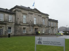 Jordan Pentland has been charged with attempted murder and carrying an offensive weapon (John Linton/PA)