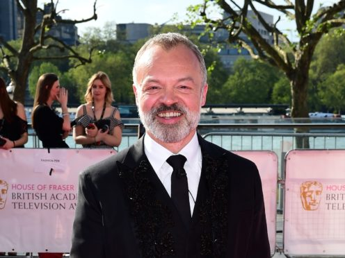 Graham Norton is heading to Virgin Radio (Ian West/PA)